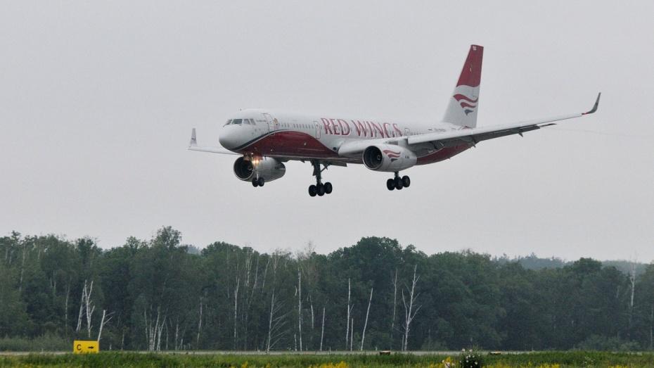 Авиакомпания Red Wings открыла регулярные рейсы из Воронежа в Крым