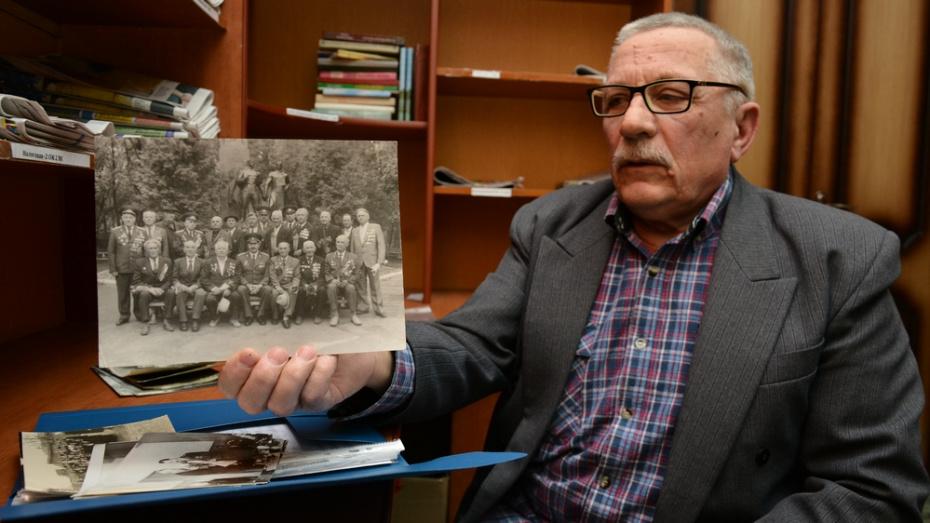 Житель Острогожска попросил помощи в сборе сведений о земляках – участниках ВОВ