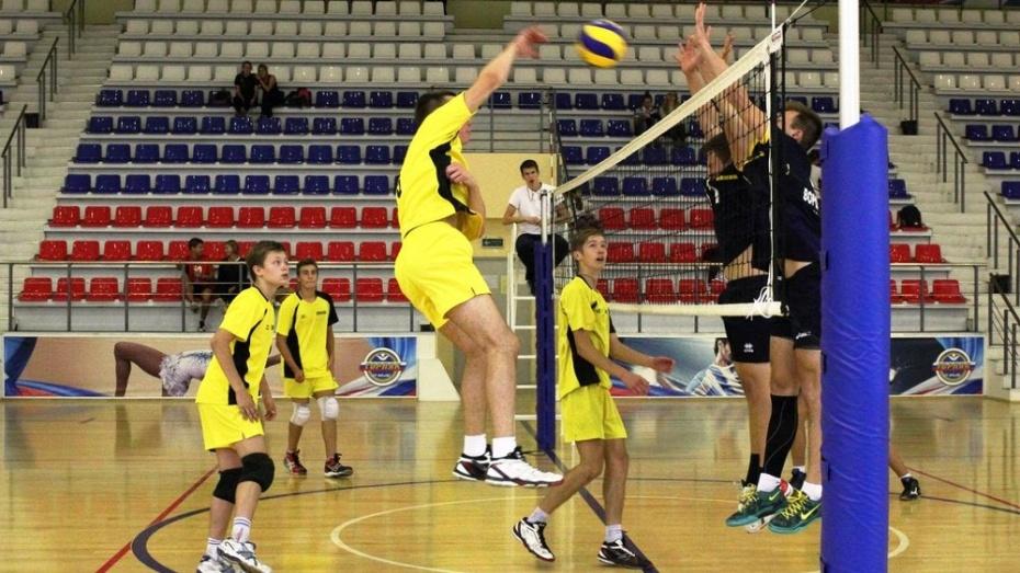 Павловские волейболисты заняли 2 место в межрегиональном турнире
