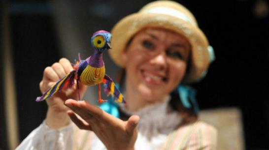 Театр «Шут» научит воронежцев кукловодству