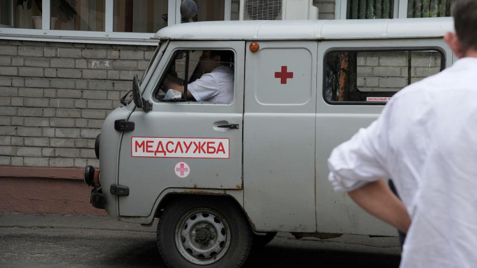 Водитель Toyota Camry погиб в ДТП под Воронежем