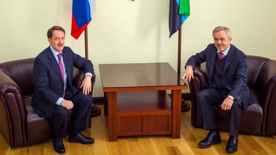 Госдеп США сообщил о финансовой поддержке европейских устремлений Украины (тест)