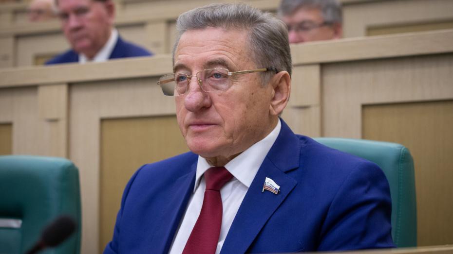 Воронежский сенатор объяснил введение изменений в Градостроительный кодекс