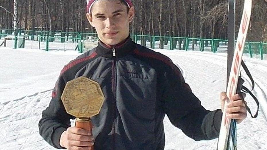Петропавловский студент обошел в лыжной гонке офицеров ВВС