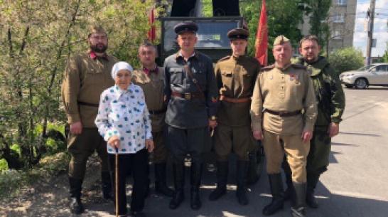 На улицы Воронежа выедет техника времен Великой Отечественной войны