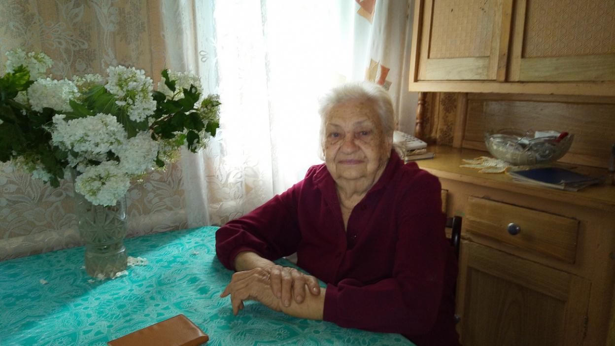 «Горела даже вода». Как жительница Воронежской области описала дни битвы за Сталинград
