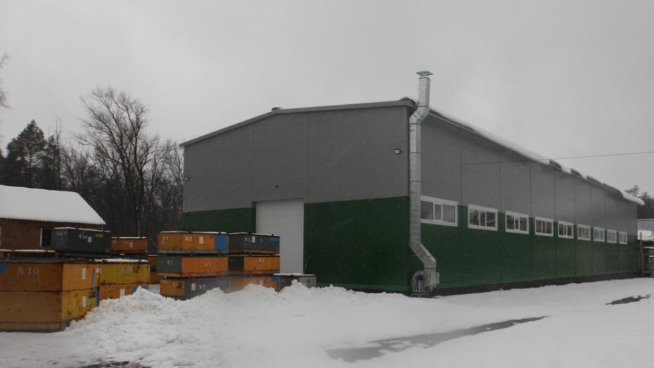 В Бобровском районе на базе лесного колледжа построили учебный корпус за 29,8 млн рублей