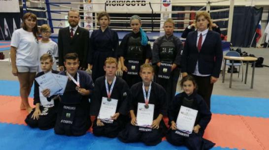 Репьевские кендоисты завоевали «бронзу» на всероссийских юношеских играх боевых искусств