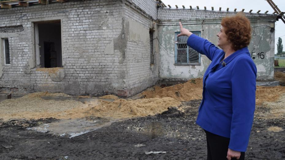 В рамонском селе Лопатки на ремонт клуба выделили 10,5 млн рублей