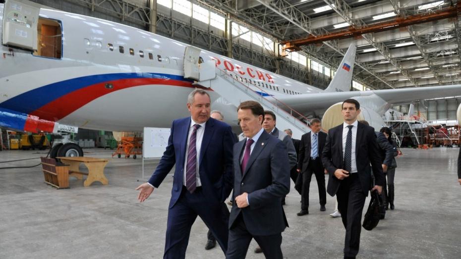 Рогозин: мотор набазе ПД-14 сделает лучше эффективность русских лайнеров
