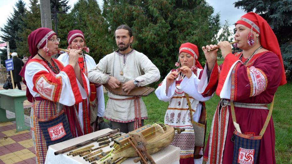 В Терновке пройдет 17-й областной фестиваль народной музыки «Савальские россыпи»