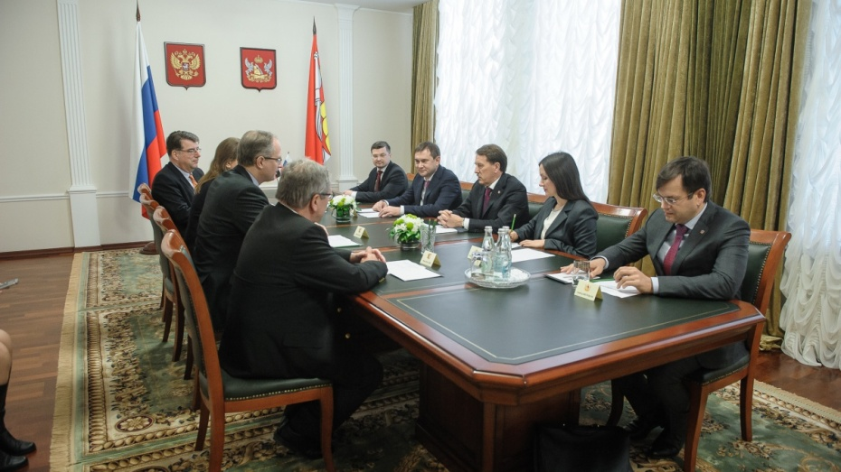Власти земли Шлезвиг-Гольштейн и Воронежской области обсудили биоэнергетику
