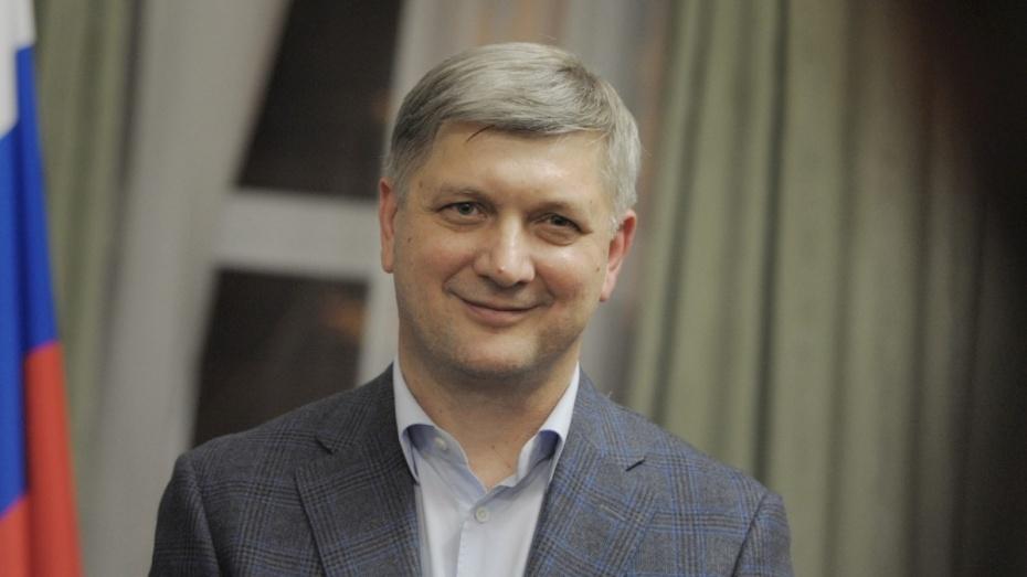 Мэр Воронежа вернулся на первое место медиарейтинга глав столиц ЦФО