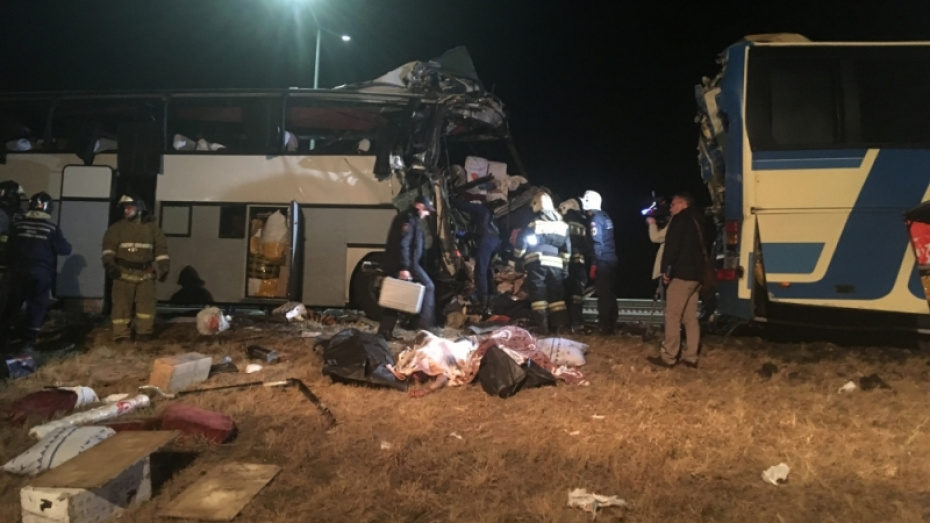 Прокуратура проверит безопасность воронежского участка трассы после ДТП с 5 погибшими