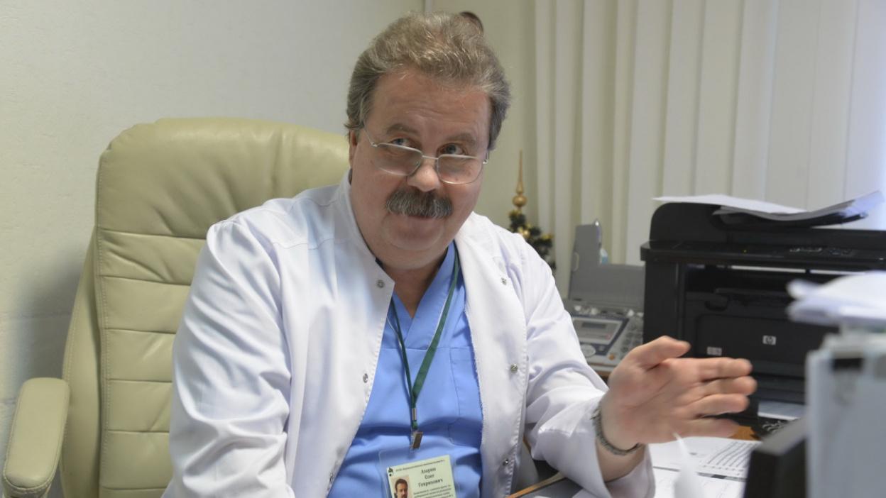 Воронежский кардиолог: «Трудно убедить людей лечиться»