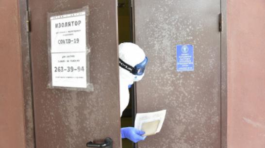 В Воронежской области COVID-19 обнаружили еще у 103 человек