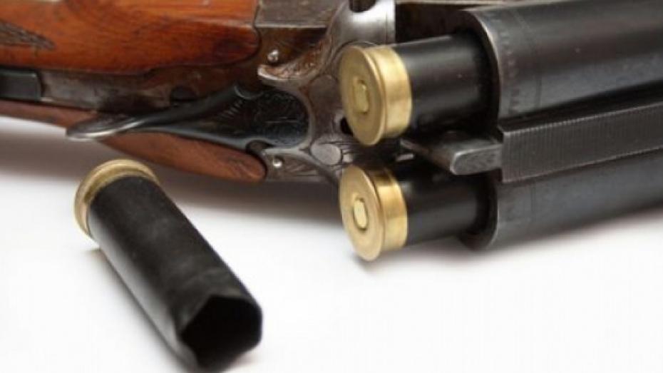 В Воронежской области мужчина застрелился после ссоры с женой