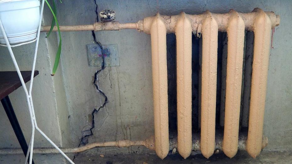 В Воронеже начали включать отопление в многоквартирных домах