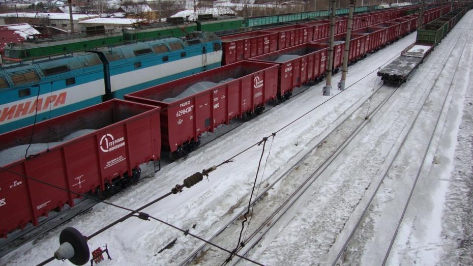 Воронежский филиал ПГК увеличил объем перевозок строительных грузов