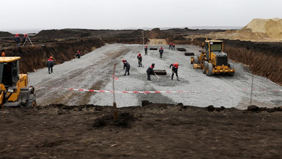 В зоне строительства дороги в обход Украины в Воронежской области проведут раскопки