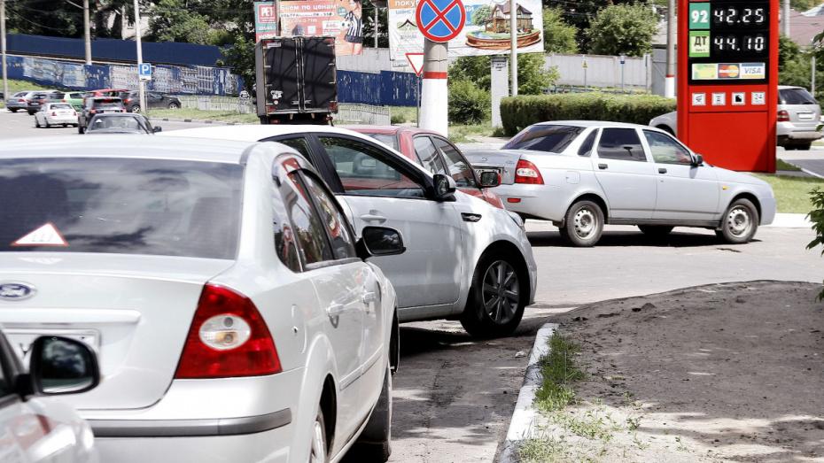 В Воронежской области цены на бензин выросли на 11,2% за год