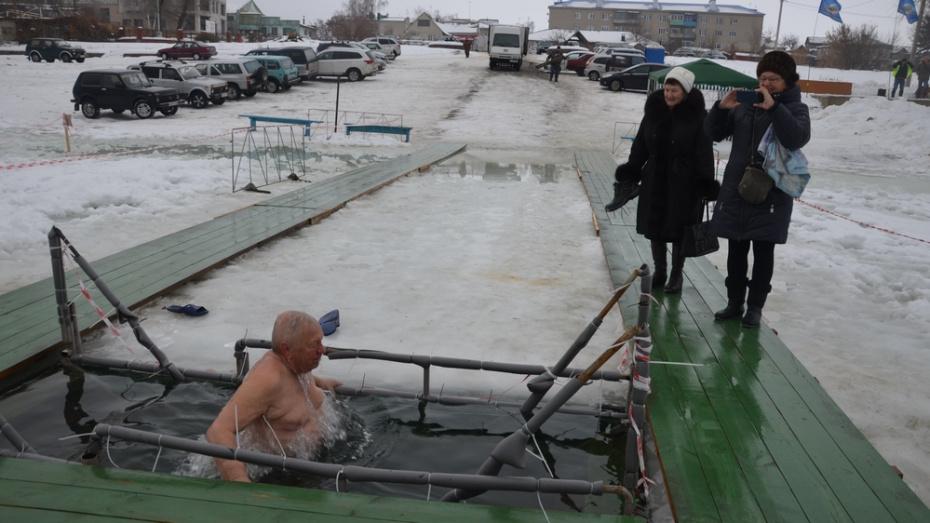 В Павловском районе купели сделают в 4 поселениях