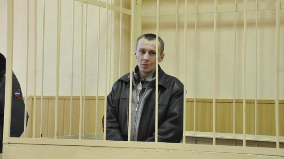 Воронежец, пытавшийся изнасиловать школьницу, приговорен к восьми годам строгого режима