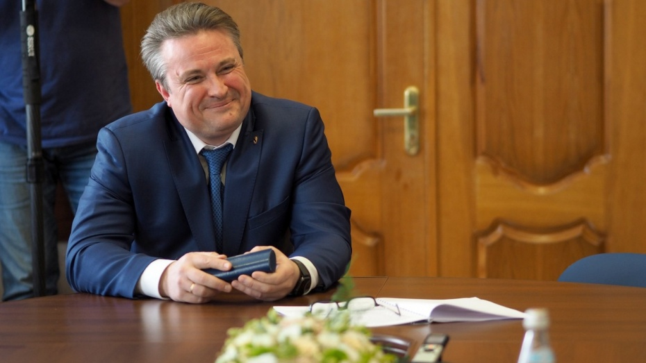 Вадим Кстенин будет новым мэром Воронежа
