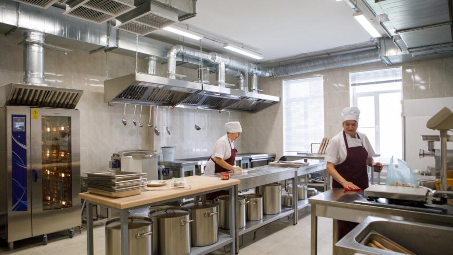 На горячее питание младшеклассников Воронежской области направили 118 млн рублей