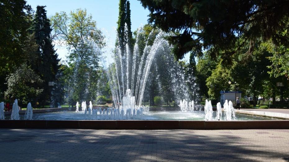 Вконце весны воронежцев вКольцовском сквере ожидают бесплатные концерты