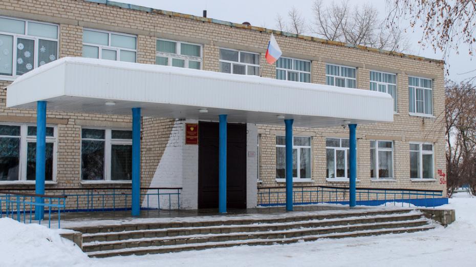 В Лискинском районе школе присвоили имя Героя Советского Союза Василия Шевцова