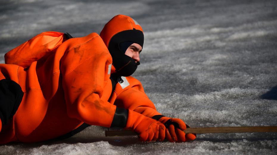 Воронежские спасатели предупредили об опасности выхода на водохранилище