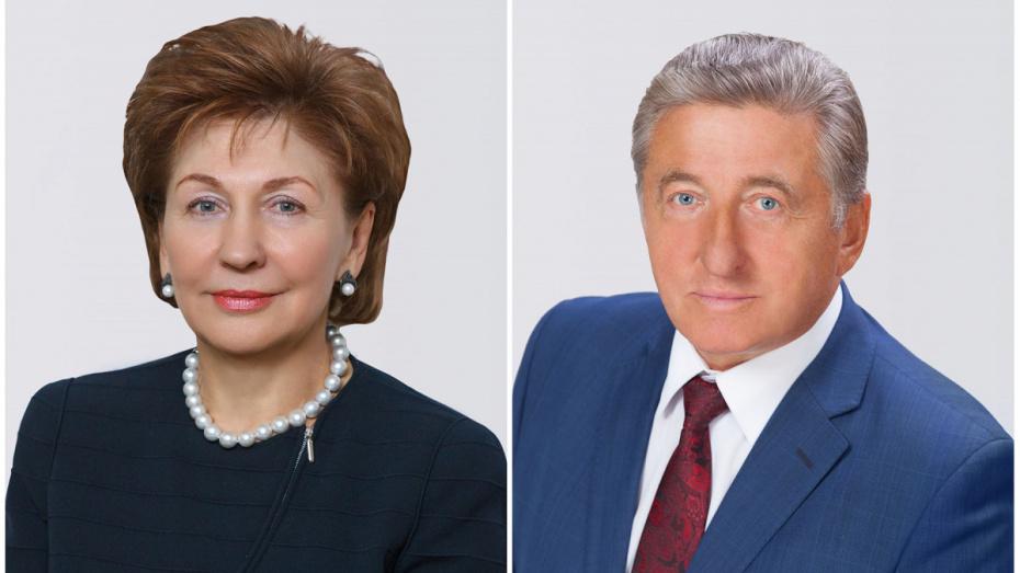 Воронежские сенаторы вошли в топ-50 общероссийского медиарейтинга