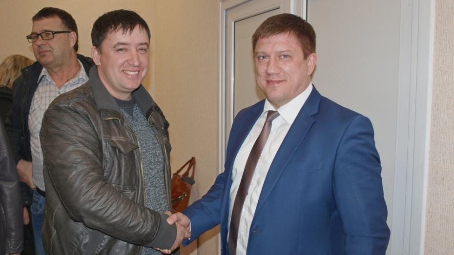 Андрей Братякин сохранил должность главы администрации поселка Латная
