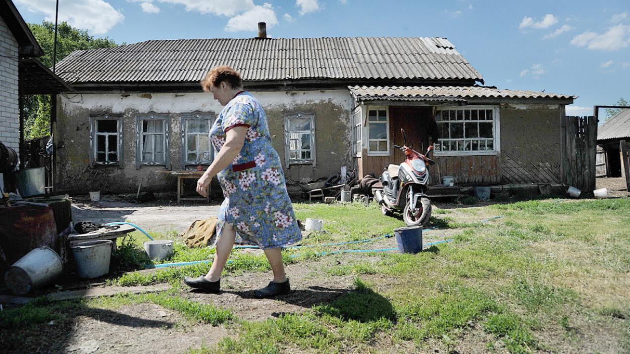 Заброшенные хутора: как пустеют воронежские деревни. Михайловка