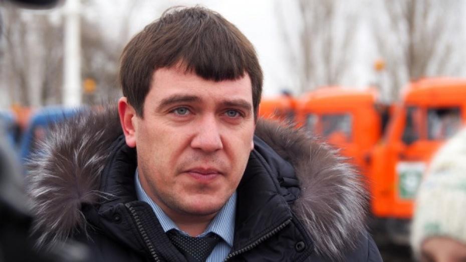 Основным дорожником Воронежской области стал Максим Оськин