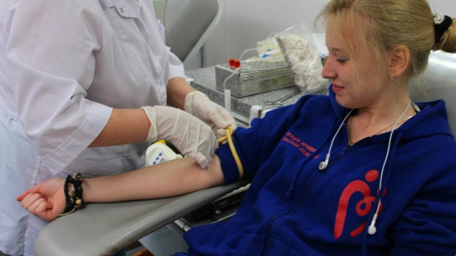 В Воронежской области примут региональный закон о донорстве