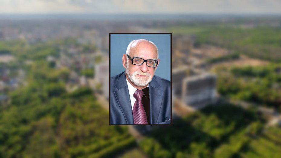 Сприскорбием сообщаем: Скончался известный воронежский юрист, профессор Олег Баев