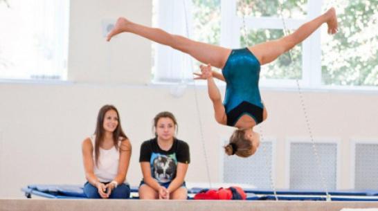 Воронежские гимнастки поборются за путевку на Олимпиаду в Токио