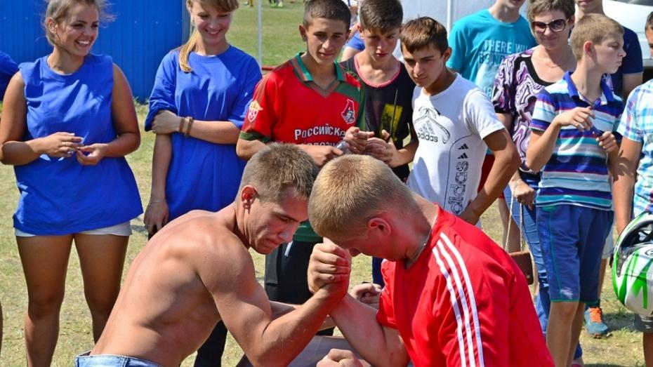 Грибановцев пригласили на праздник «Спорт для всех»