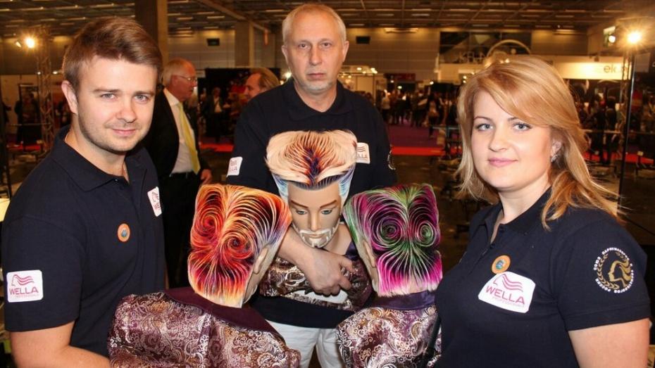 Верхнемамонец стал призером Чемпионата Европы по парикмахерскому искусству