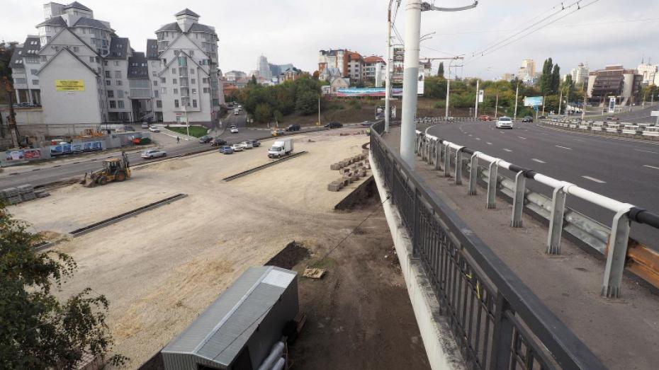 Власти запланировали организовать еще 2 перехватывающие парковки в Воронеже