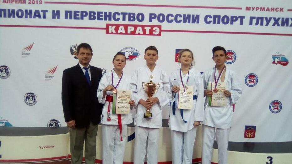Бобровский спортсмен выиграл «бронзу» на первенстве России по спорту глухих