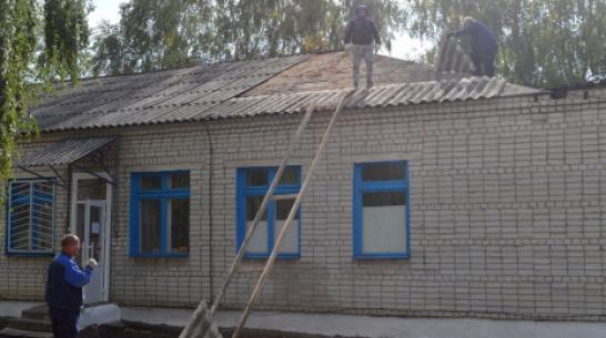 В Репьевке сделают детское поликлиническое отделение