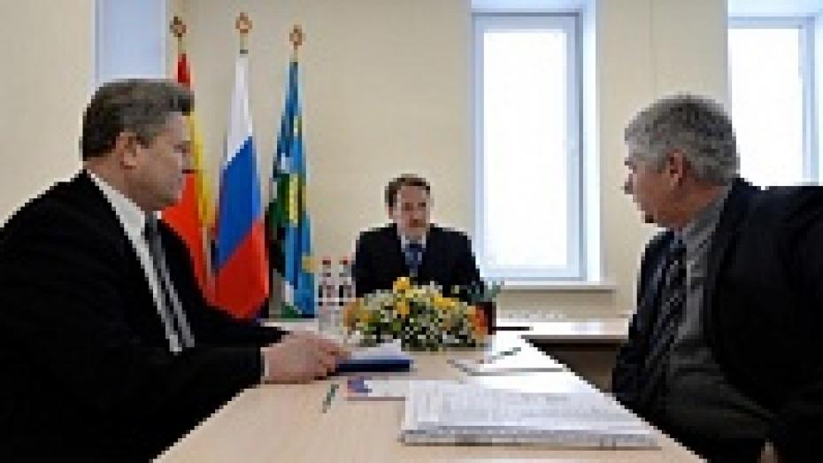 Губернатор Воронежской области: «Надзорные органы будут проверять сельские поселения не чаще, чем раз в два года»