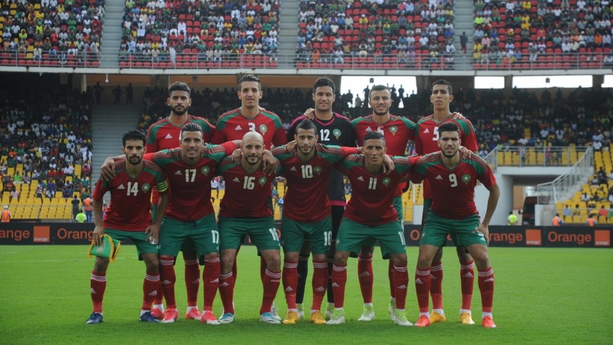 Сборная марокко по футболу картинка