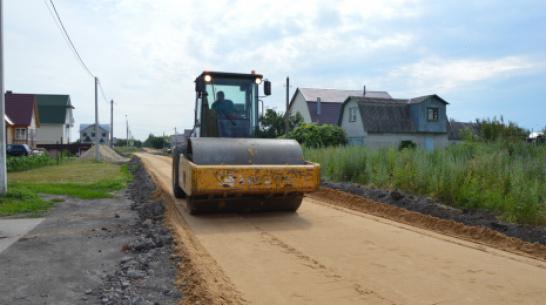 В Эртиле отремонтируют дороги местного значения