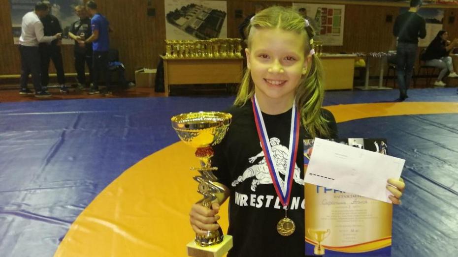 Эртильская спортсменка взяла «золото» всероссийского турнира в Саранске