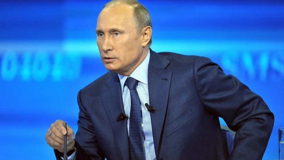 В Воронеж 23 мая приедет Владимир Путин