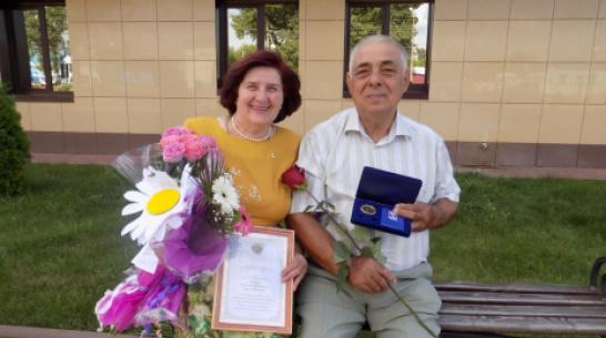 Супруги из подгоренского хутора Суд-Николаевка победили в региональном конкурсе «Семья года»